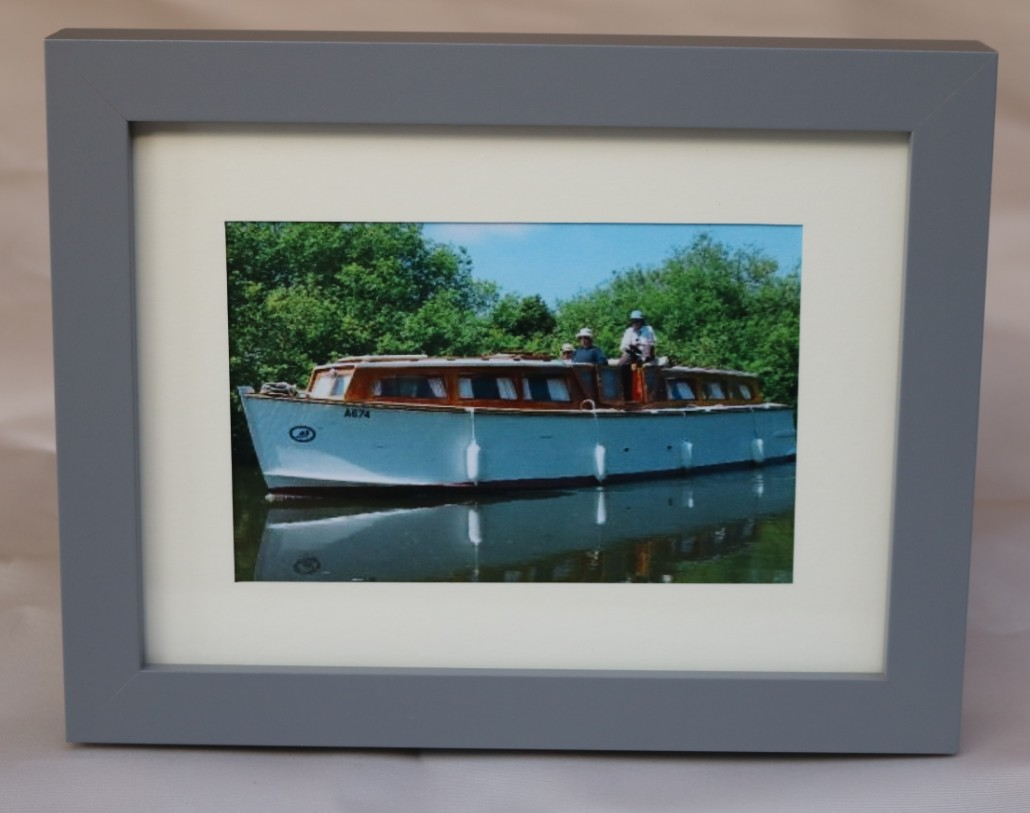 Cruiser framed pictures