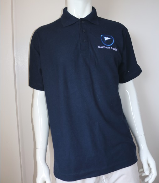 Martham Boats Polo Shirt