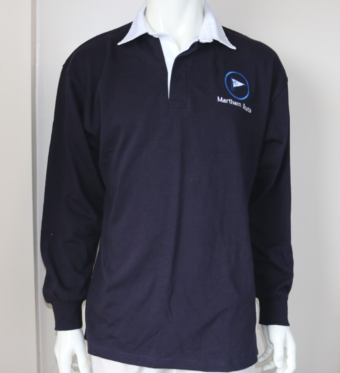 Martham Boats Rugby Shirt