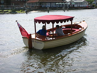 Boat Builders Norfolk Broads | Boat Construction | Martham Boats