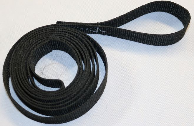 Looped Webbing Sail Ties