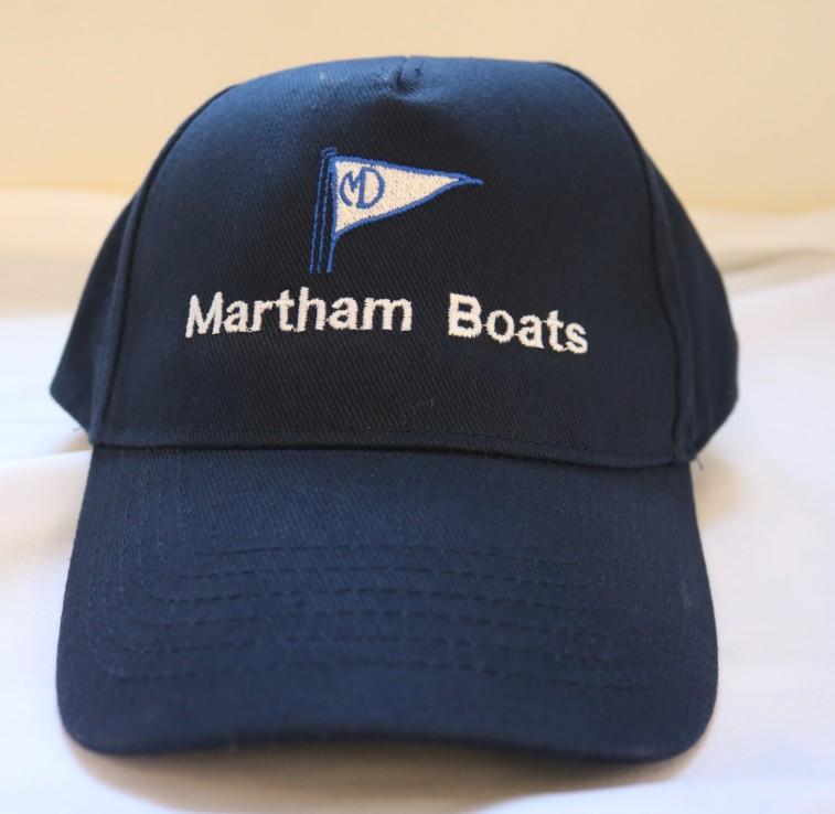 Martham Boats Baseball Cap