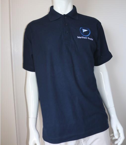 Martham Boats Polo Shirt