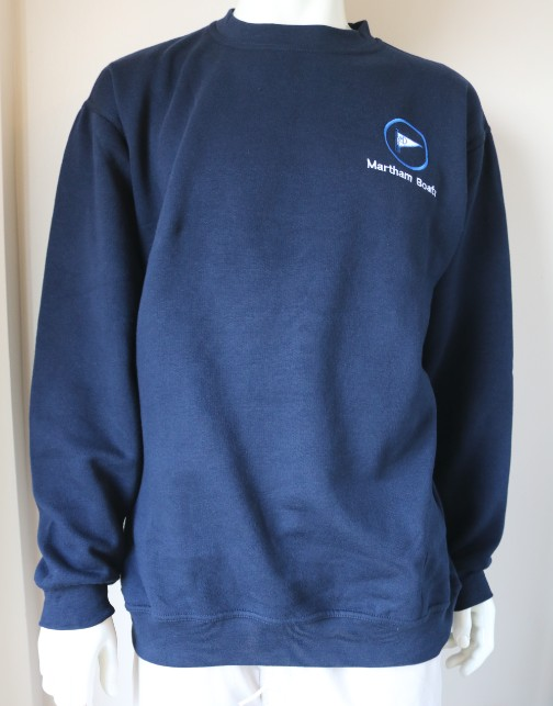 Martham Boats Sweat Shirt