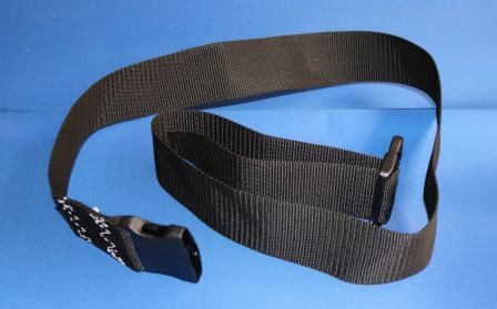 50mm Side Release Buckled Strap